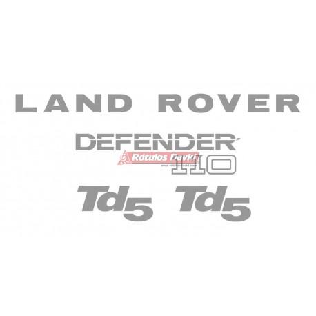 LAND ROVER DEFENDER TD5 110
