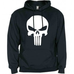 SUDADERA THE PUNISHER