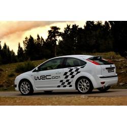 KIT FOCUS WRC