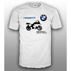 CAMISETA BMW GS 1200