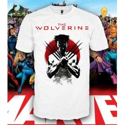 CAMISETA THE WOLVERINE