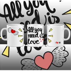 TAZA ALL YOU NEED