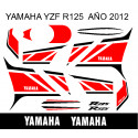 KIT YAMAHA YZF R125 2012